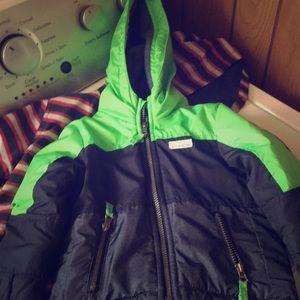 Boys 2t carters coat